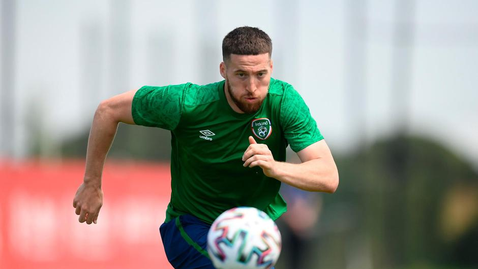 Matt Doherty says Ireland 'got their act together'. Picture by Stephen McCarthy.