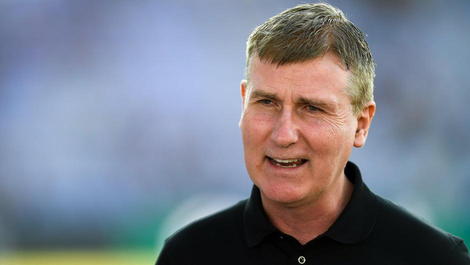 Ireland manager Stephen Kenny has spoken about his health scare while U-21 manager. Image credit: Sportsfile.