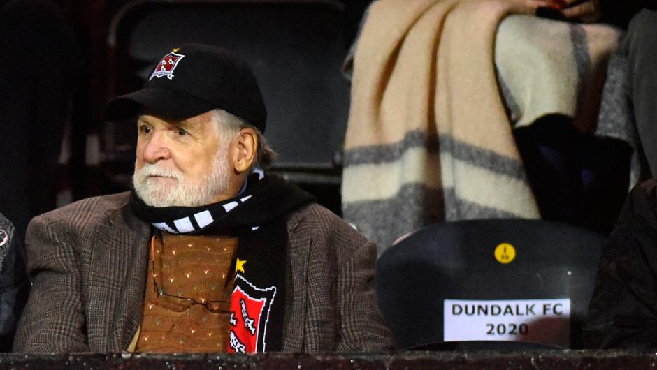 Hiring a new permanent manager will be a key decision in the coming weeks for Dundalk chairman Bill Hulsizer. Photo: Sportsfile