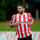 Rory Patterson of Derry City