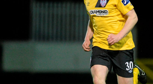 Derry City have to plan without Aaron Barry, who is suspended