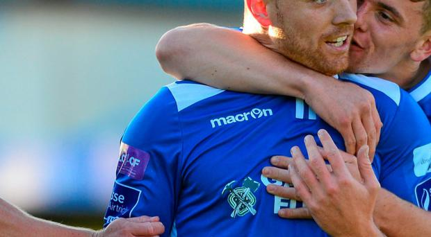 Vinny Faherty is the August Player of the Month