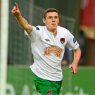 Gary Buckley of Cork City
