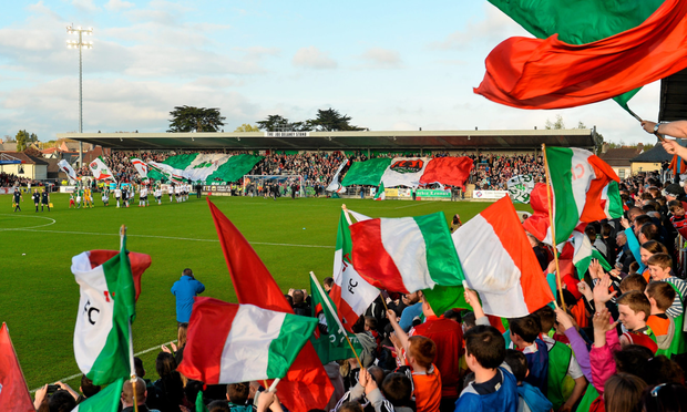 A packed Turner's Cross. Photo: David Maher / Sportsfile