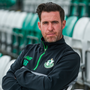 Shamrock Rovers manager Stephen Bradley. Photo: Sportsfile