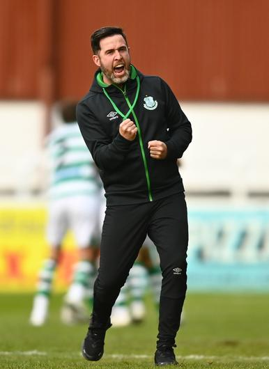 Shamrock Rovers manager Stephen Bradley is delighted to welcome back fans to Tallaght Stadium