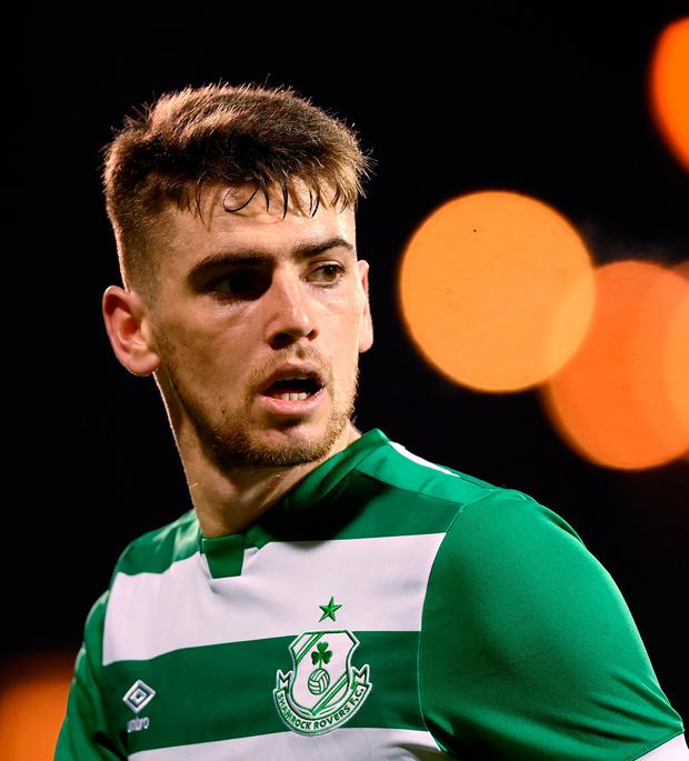 Shamrock Rovers and Dylan Watts are aiming for more success