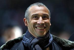 Former Sweden striker Henrik Larsson has stepped down as coach of Helsingborg after just two months in charge