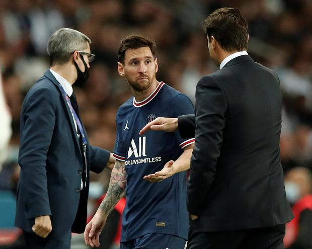 Lionel Messi hasn't set the world alight since his move to PSG from Barcelona