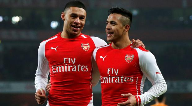 Arsene Wenger has no concerns over Sanchez commitment