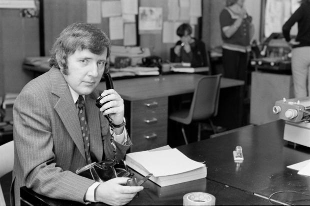 Bill O'Herlihy in 1974