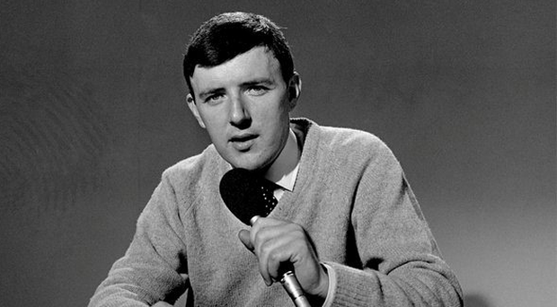 Bill O'Herlihy in a promo shot for '7Days'