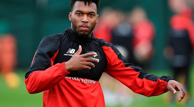 Daniel Sturridge: another setback