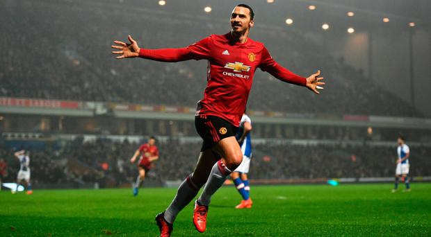 Zlatan Ibrahimovic has been a huge success since his move to Old Trafford