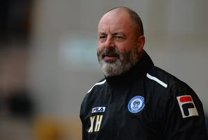 Keith Hill, Manager of Rochdale