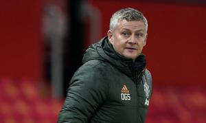 Manchester United manager Ole Gunnar Solskjaer. Photo: PA