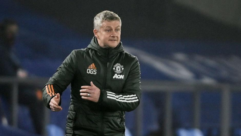 Manchester United manager Ole Gunnar Solskjaer. Photo: Mike Hewitt/Reuters