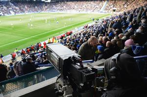 'Play the games in neutral venues as best as possible and the league will have some leverage in the renegotiation of broadcast contracts that is coming'