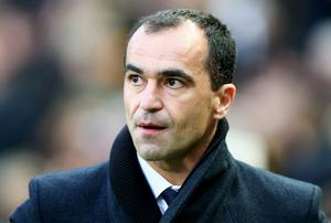 Everton boss Roberto Martinez is determined to find solutions in adversity