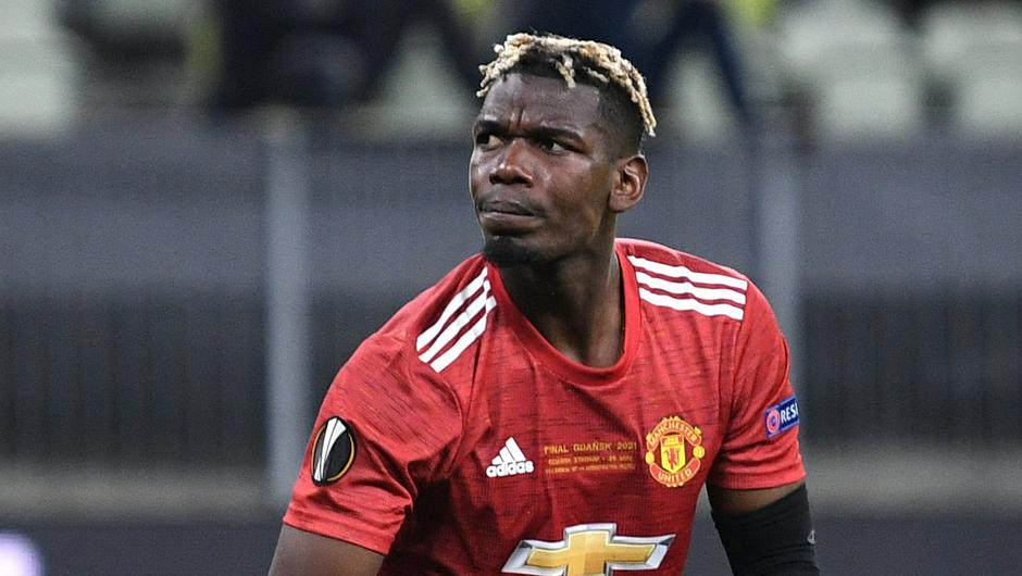Paul Pogba will still be a Manchester United player at the start of the new season. Photo: PA Wire