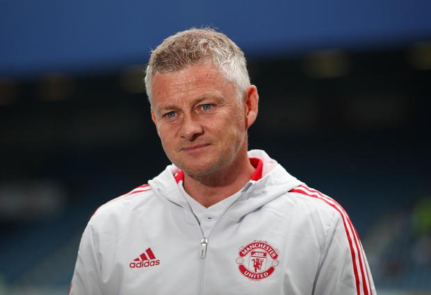 Manchester United boss Ole Gunnar Solksjaer is expected to keep his side near the top this season. Credit: Reuters