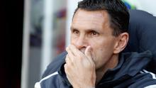 Gus Poyet insists he does not care what arch-rivals Newcastle do as he attempts to end Sunderland's Monday malaise at Crystal Palace