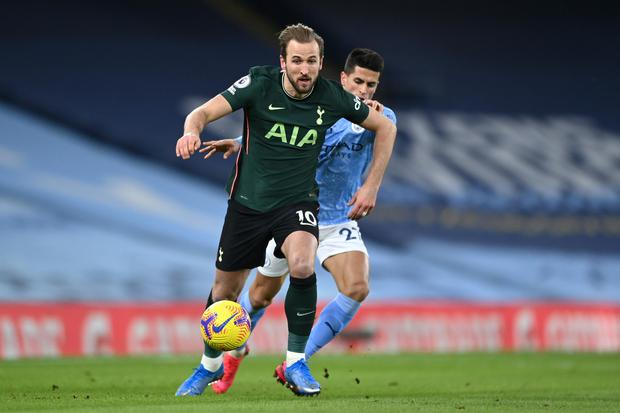 Harry Kane wants to join Man City