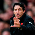 Arsenal manager Unai Emery. Photo: Shaun Botterill/Getty Images