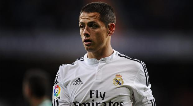 Manchester United will attempt to sell Javier Hernandez, who is currently on a season-long loan at Real Madrid, at the end of the season
