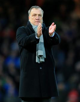 Dick Advocaat: Fans are important