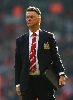 Louis van Gaal has up to £150m available to strengthen his squad this summer