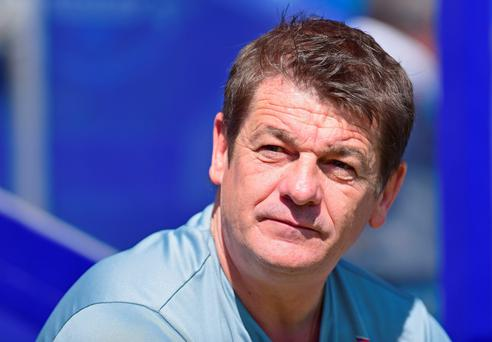 John Carver has urged his players to cut themselves off from distractions