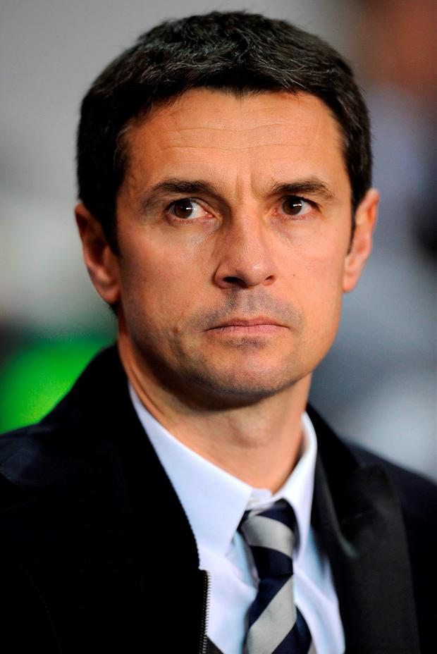 Remi Garde has agreed to take over at Villa