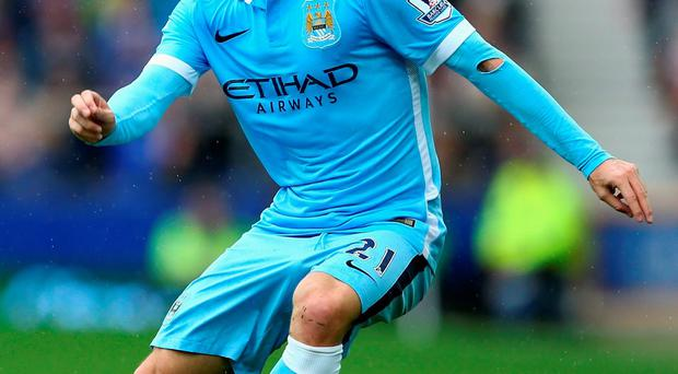 David Silva got off to a shaky start when he joined Manchester City in 2010