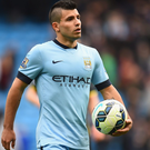 Sergio Aguero (Photo: Getty Images)
