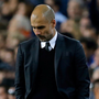 This is just the third time in more than seven years of management that Guardiola has