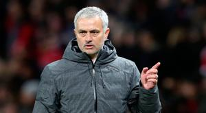 Arsenal boss Arsene Wenger and Manchester United gaffer Jose Mourinho will be vying for a Champions League spot in the final weeks of the season, but that door may already be closed to them. Photo: PA