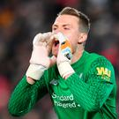 'With Mignolet, he's been overlooked three times under two different managers.' Photo: AFP/Getty