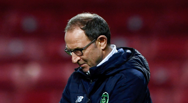 John Delaney says Martin O'Neill will sign new contract next week