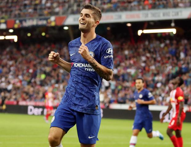 Christian Pulisic could shine at Chelsea. Photo: AFP/Getty