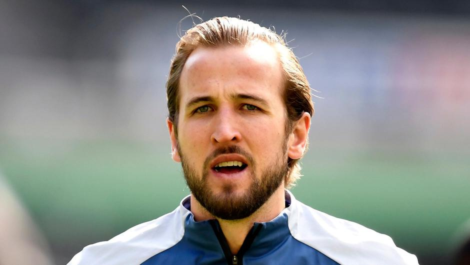 England captain Harry Kane is adamant that his delayed return to training was sanctioned by club chairman Daniel Levy. Credit: PA