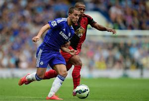 Eden Hazard is poised to sign a new five-year deal with Chelsea