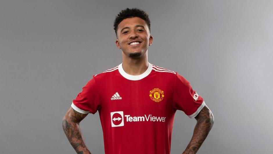 Jadon Sancho's attitude and professionalism have impressed many on his journey to joining Manchester United this summer