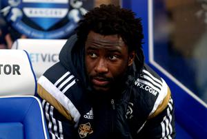 Wilfried Bony has confirmed that Manchester City are in talks with Swansea City over his £30million transfer