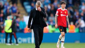 The Manchester United hierarchy seem happy to allow Ole Gunnar Solskjaer remain in charge. Photo: Alex Pantling