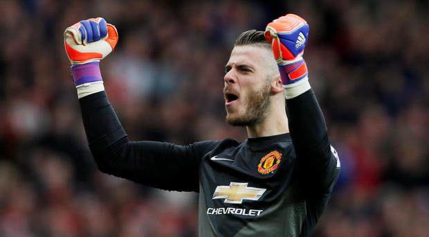 David de Gea could be off to Real Madrid