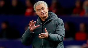 Manchester United manager Jose Mourinho suggests Anthony Martial and Marcus Rashford cannot play in the same team