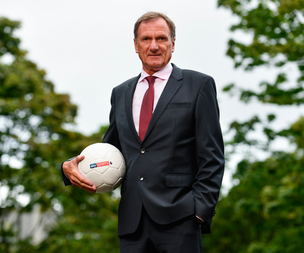 Phil Thompson Photo: Sportsfile