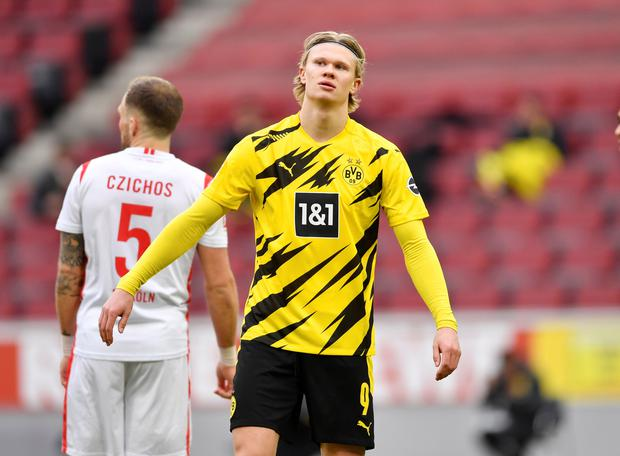 We Are Very Honest Dortmund Chief Clarifies Club S Position On Sale Of Erling Haaland Independent Ie