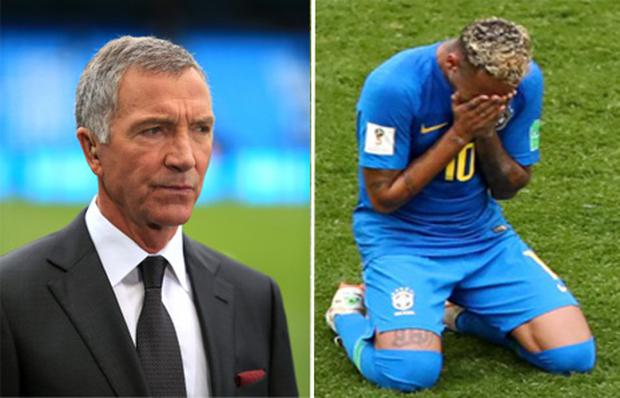 Graeme Souness has criticised Neymar as a player and said he will never be known as the best in the world